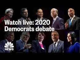 democrats debate